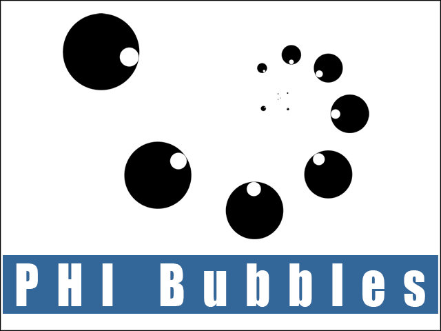PHI Bubbles