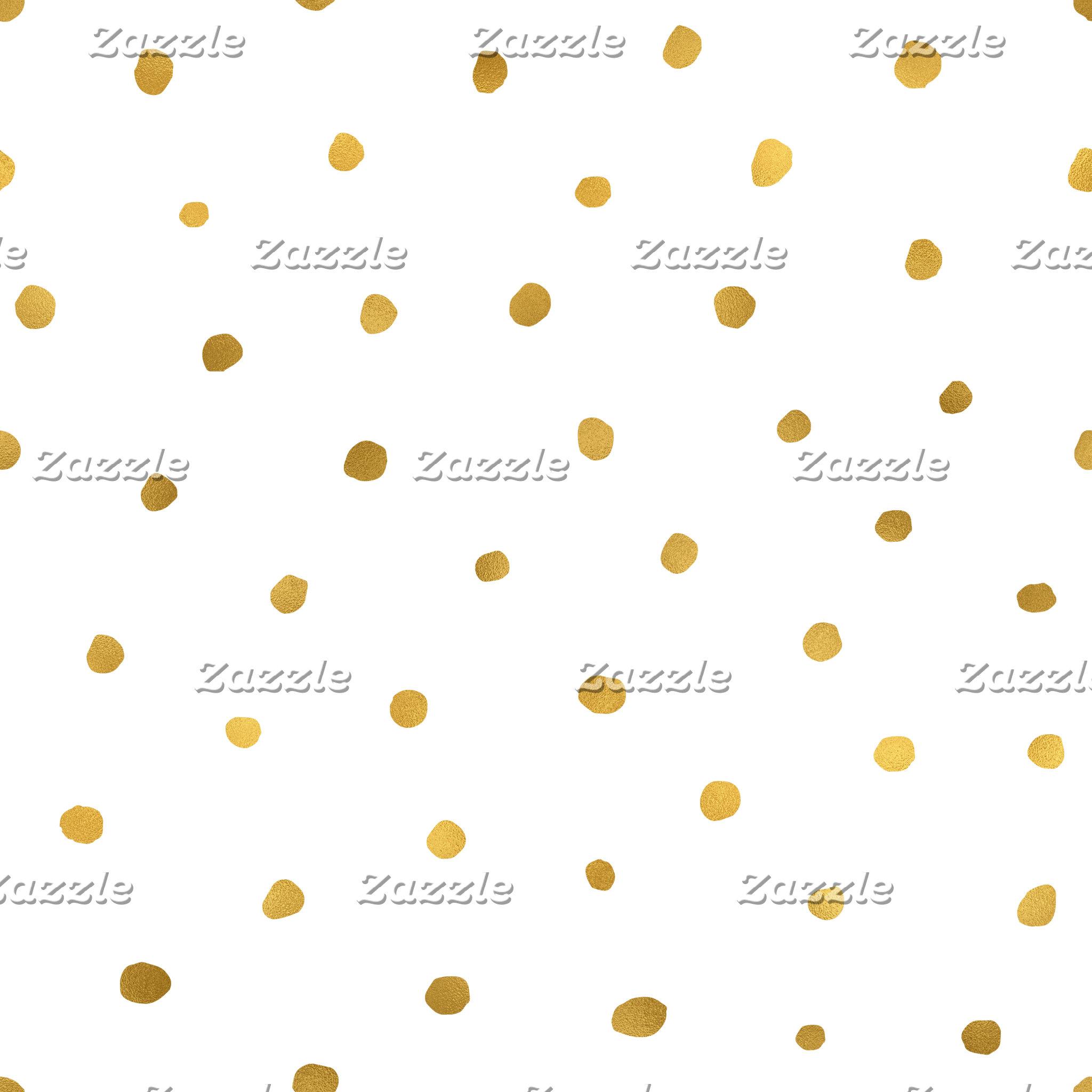 Confetti and Dots