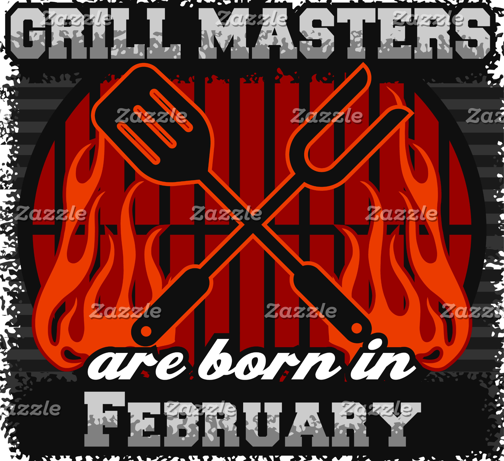 February - Grill Masters Are Born In