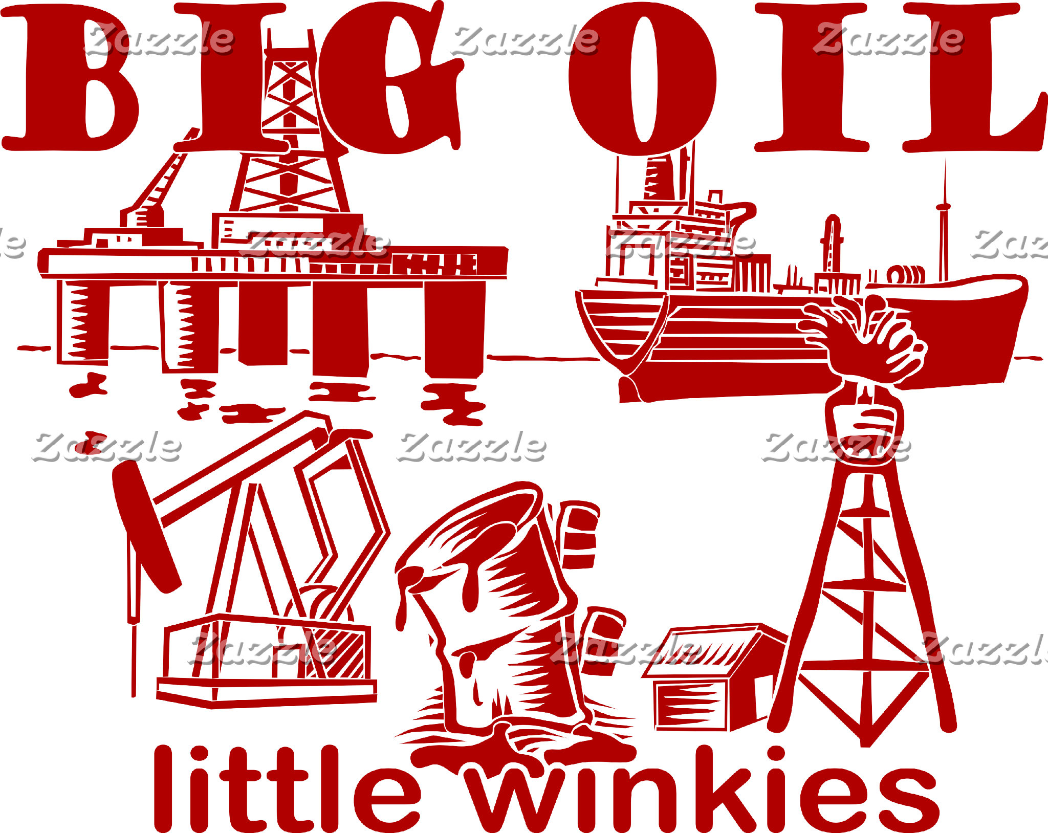 Big Oil Little Winkies