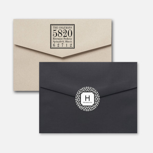 STATIONERY + ENVELOPES