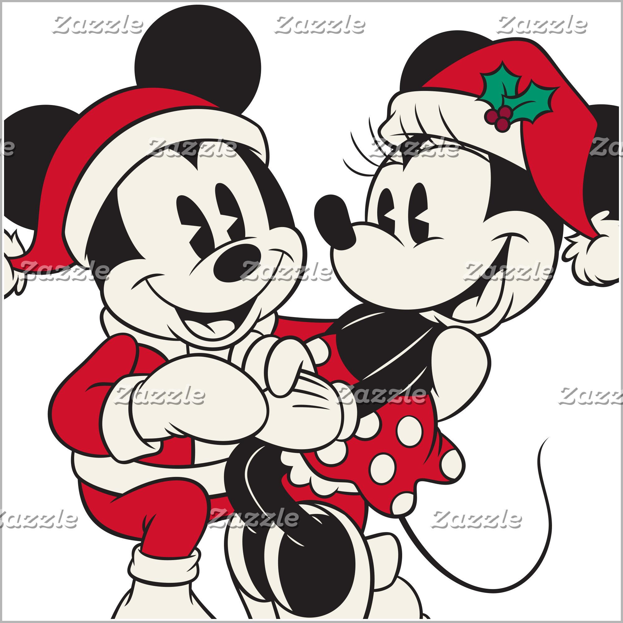 Mickey & Friends Holiday