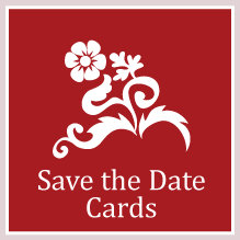 1. Save the Date Cards