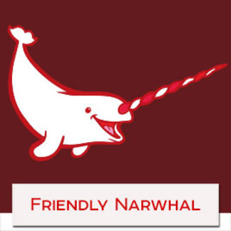 Friendly Narwhal