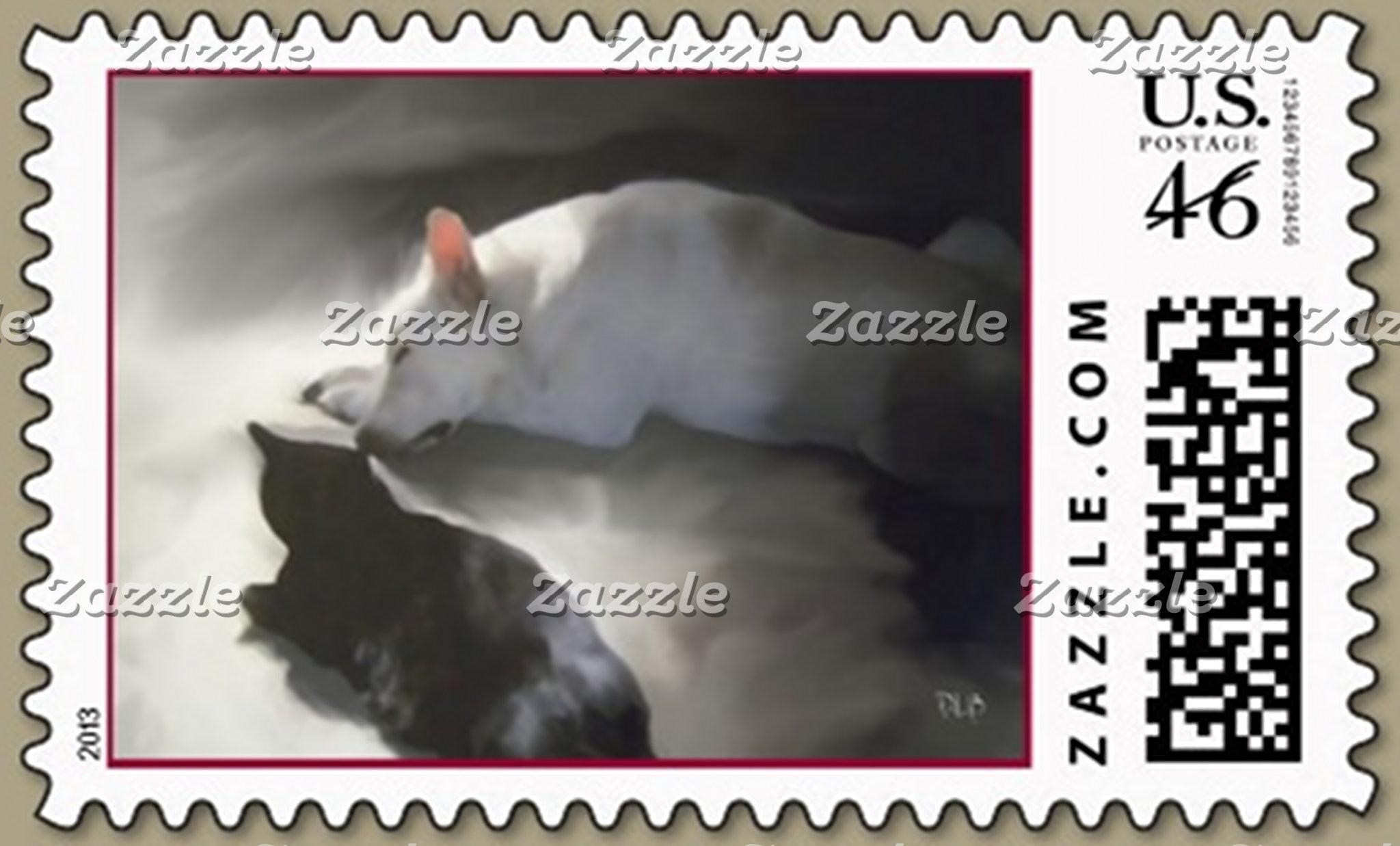 Animal Postage