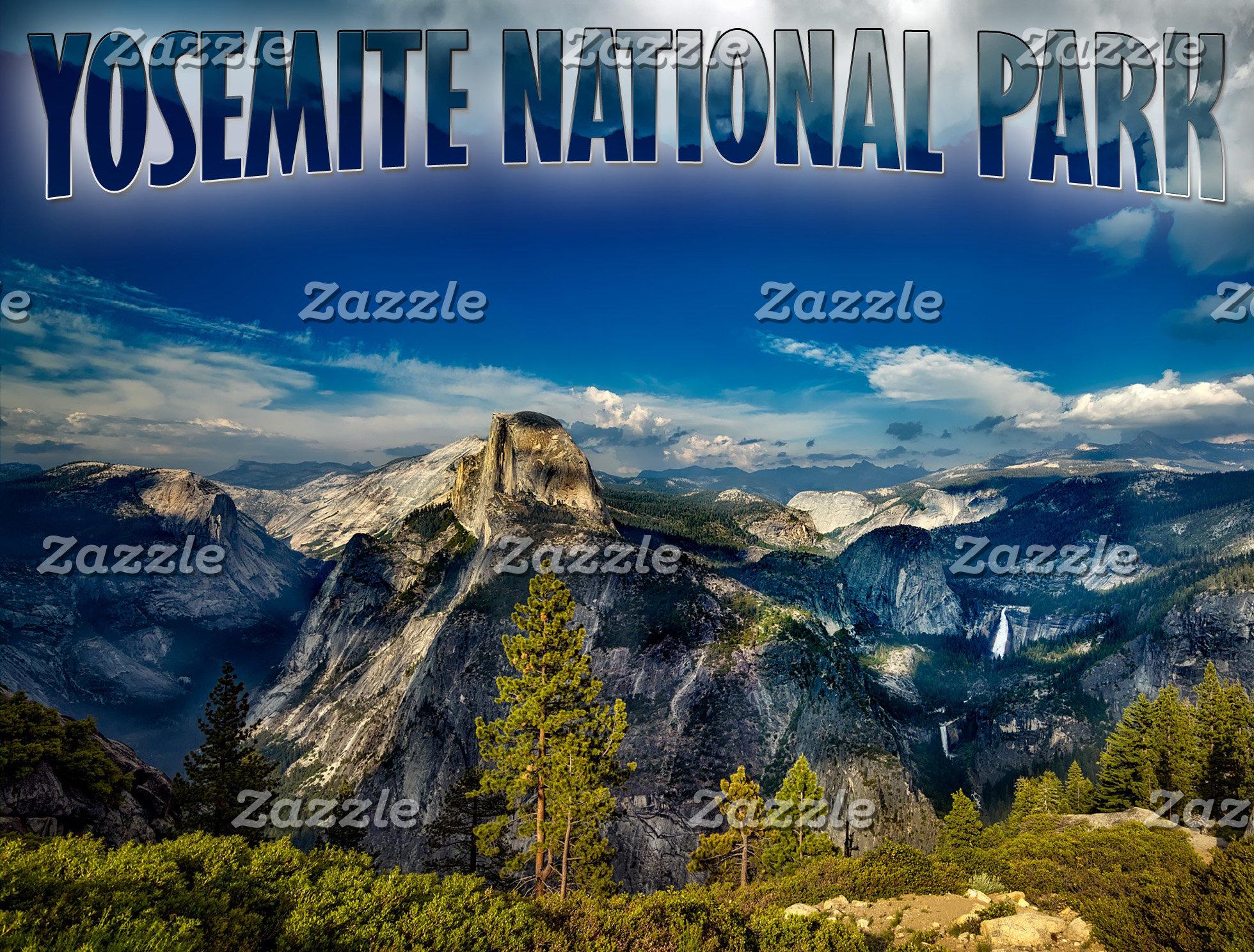 Yosemite National Park, California (USA)
