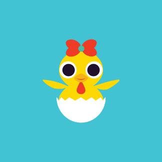 Bayla the Chick