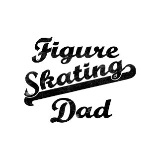 (C) Figure Skating Dad Giftware