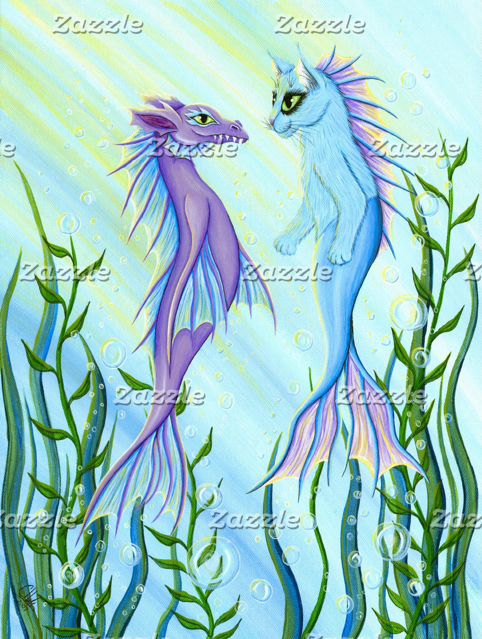 Mermaid Cats