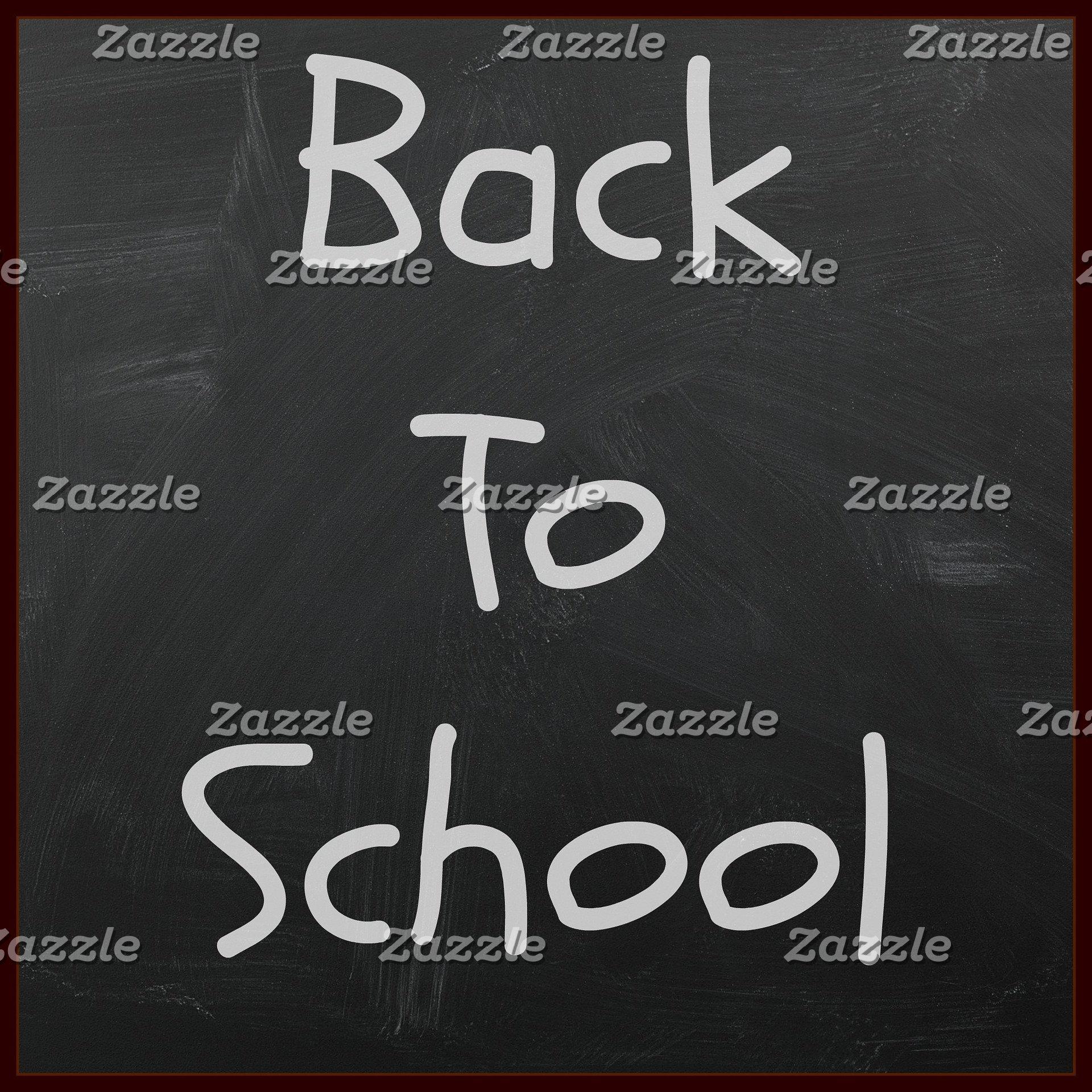 Back to School - School Supplies