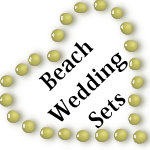 Beach Wedding Sets