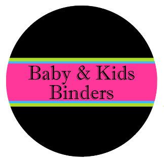 Baby - Kids Binders