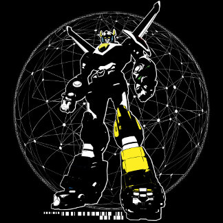 Voltron | Silhouette Over Map