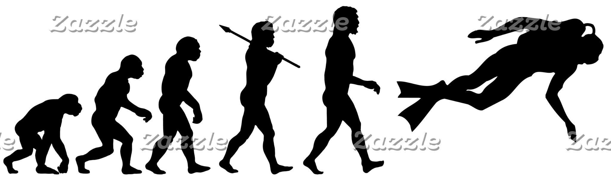 Evolution 3 ~ of Man Sports Hobbies Jobs