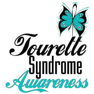 Butterfly Awareness Tourette Syndrome