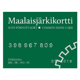 Maalaisjärkikortti