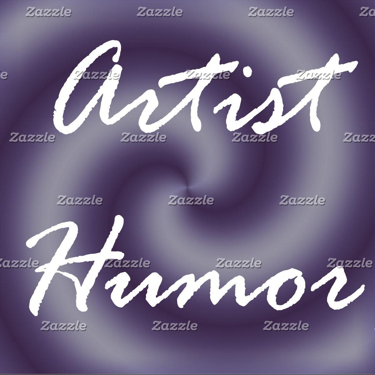Artist Humor