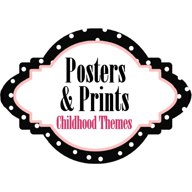 8. NURSERY ART PRINTS