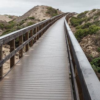 Foot Bridge at Oso Flaco Lake State Park