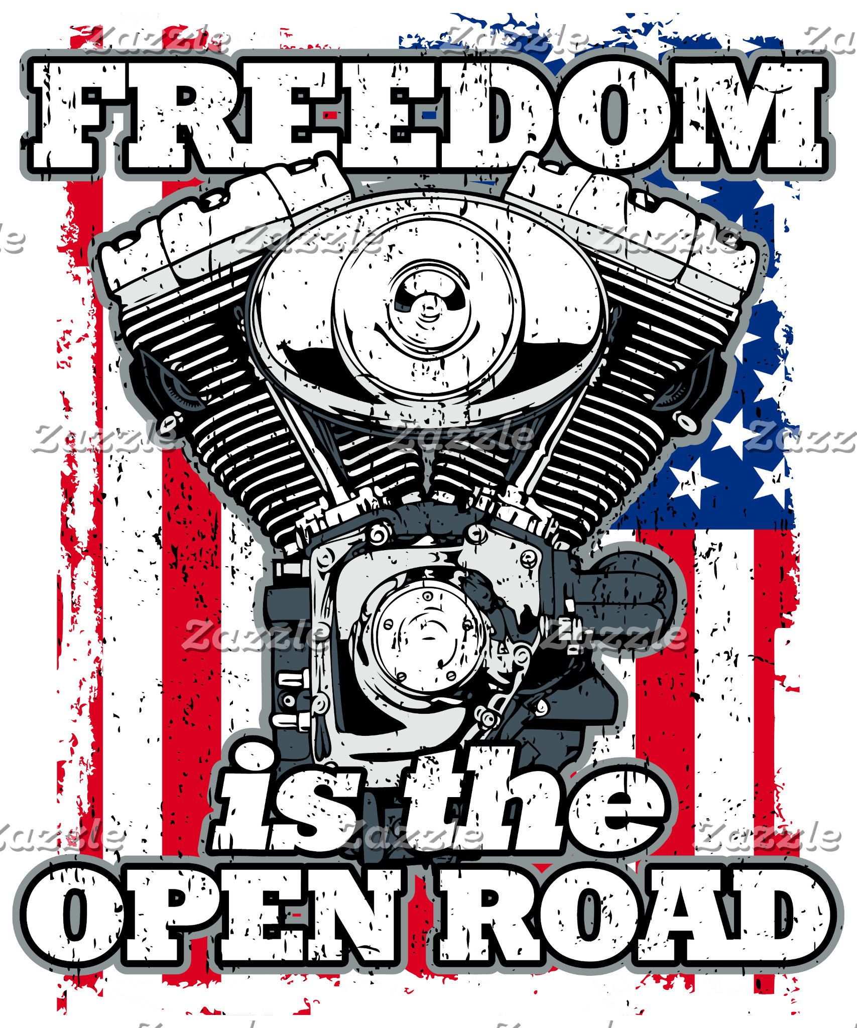 Freedom Is The Open Road