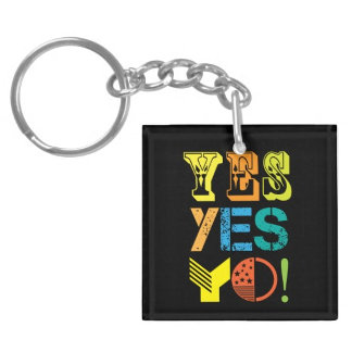 funky quotes keyrings