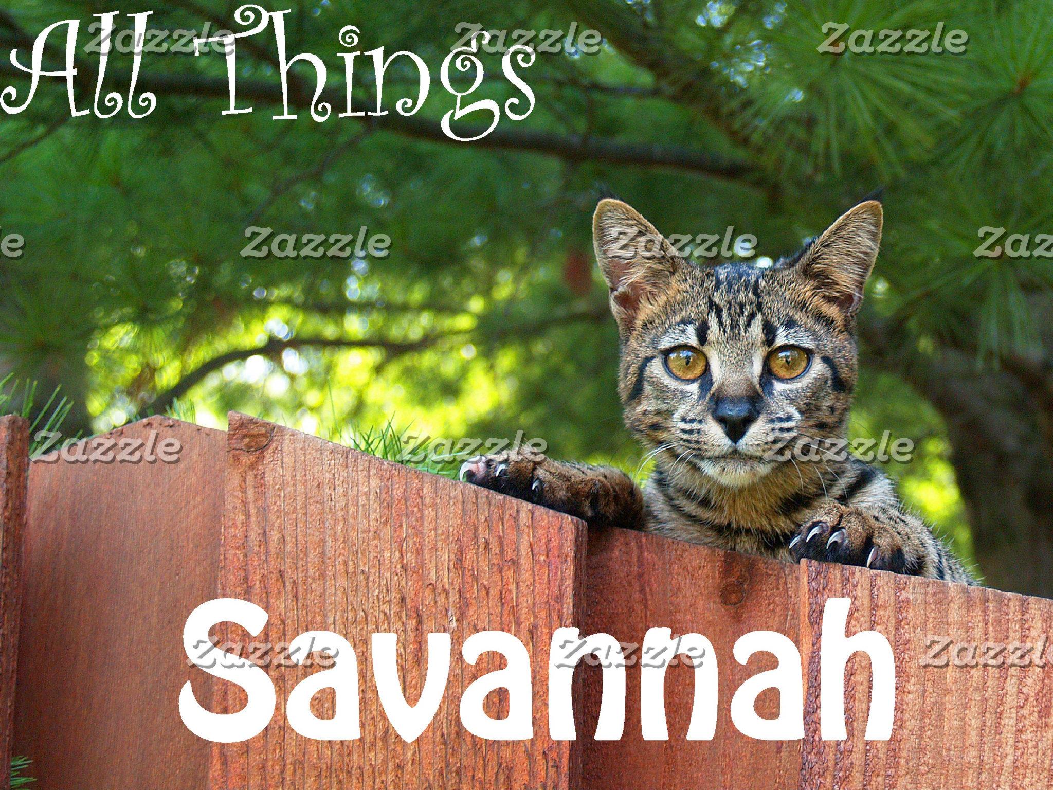 All Things SAVANNAH