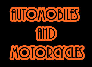 Automobiles and Motorcycles