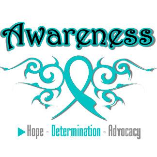 Awareness Tribal Ribbon Tourette Syndrome