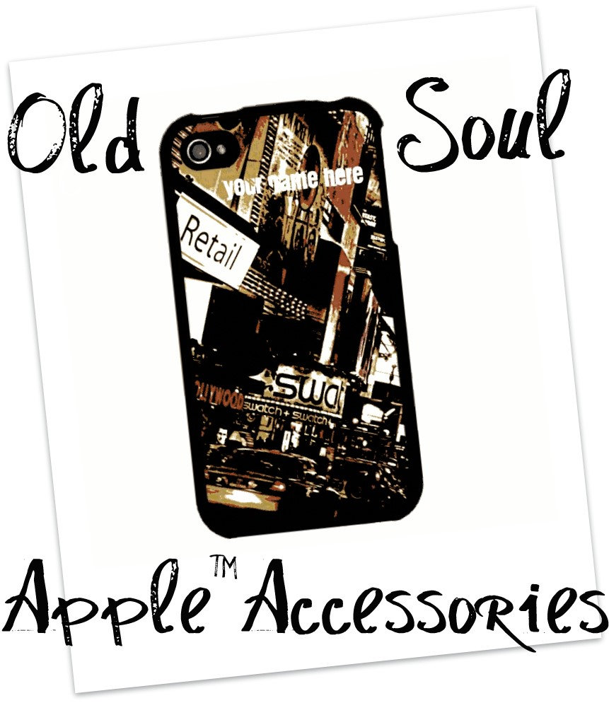 Old Soul Apple iPhone | iPod Touch | iPad Cases
