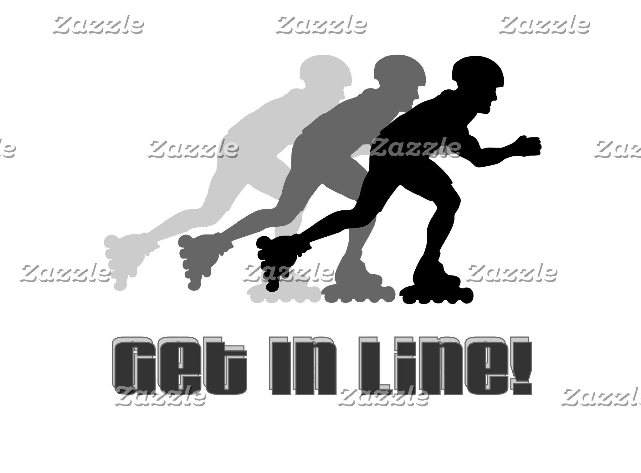 Get in Line