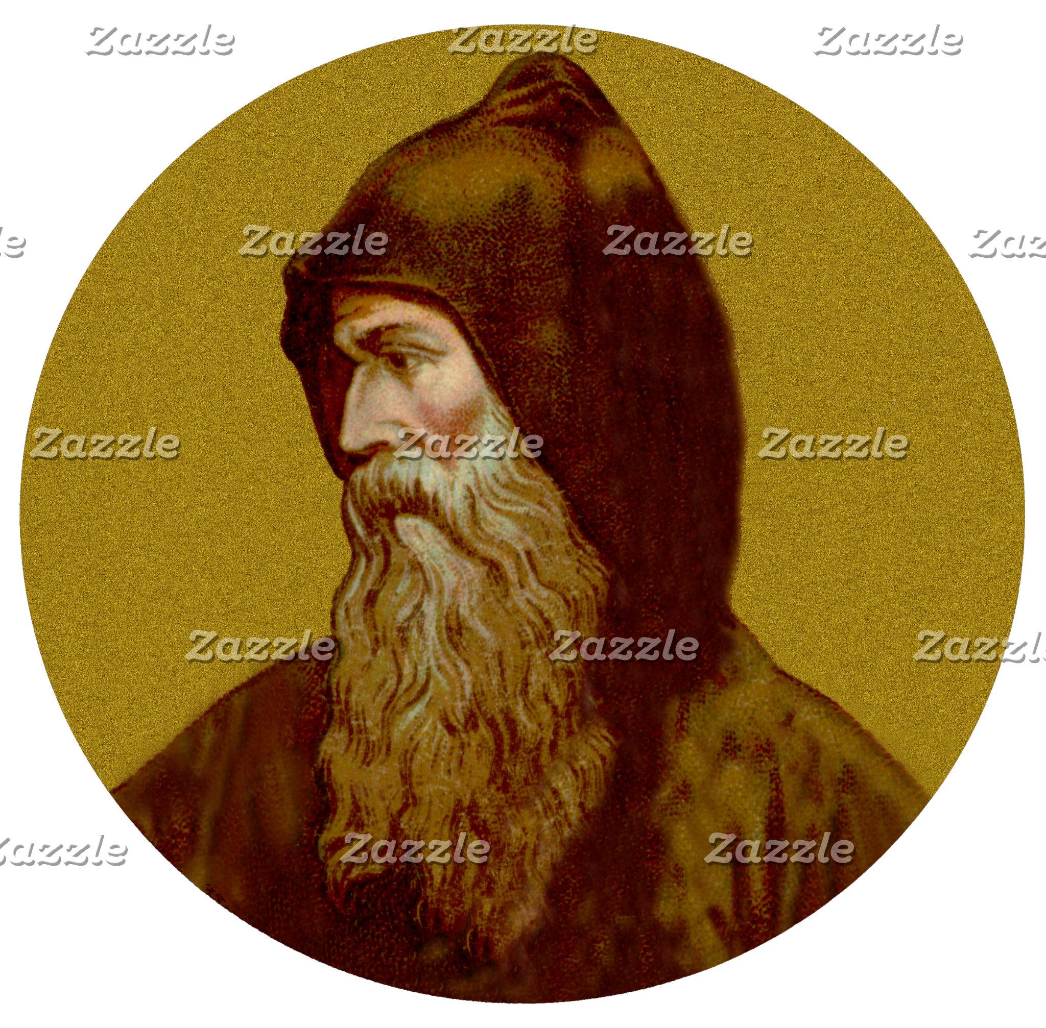 Cyril the Monk (M 02), Saint