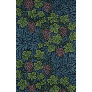 William Morris Vine Design