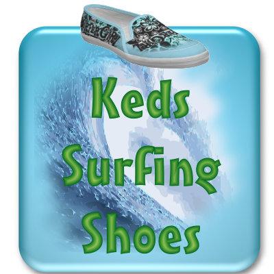 Keds Beach Shoe Line