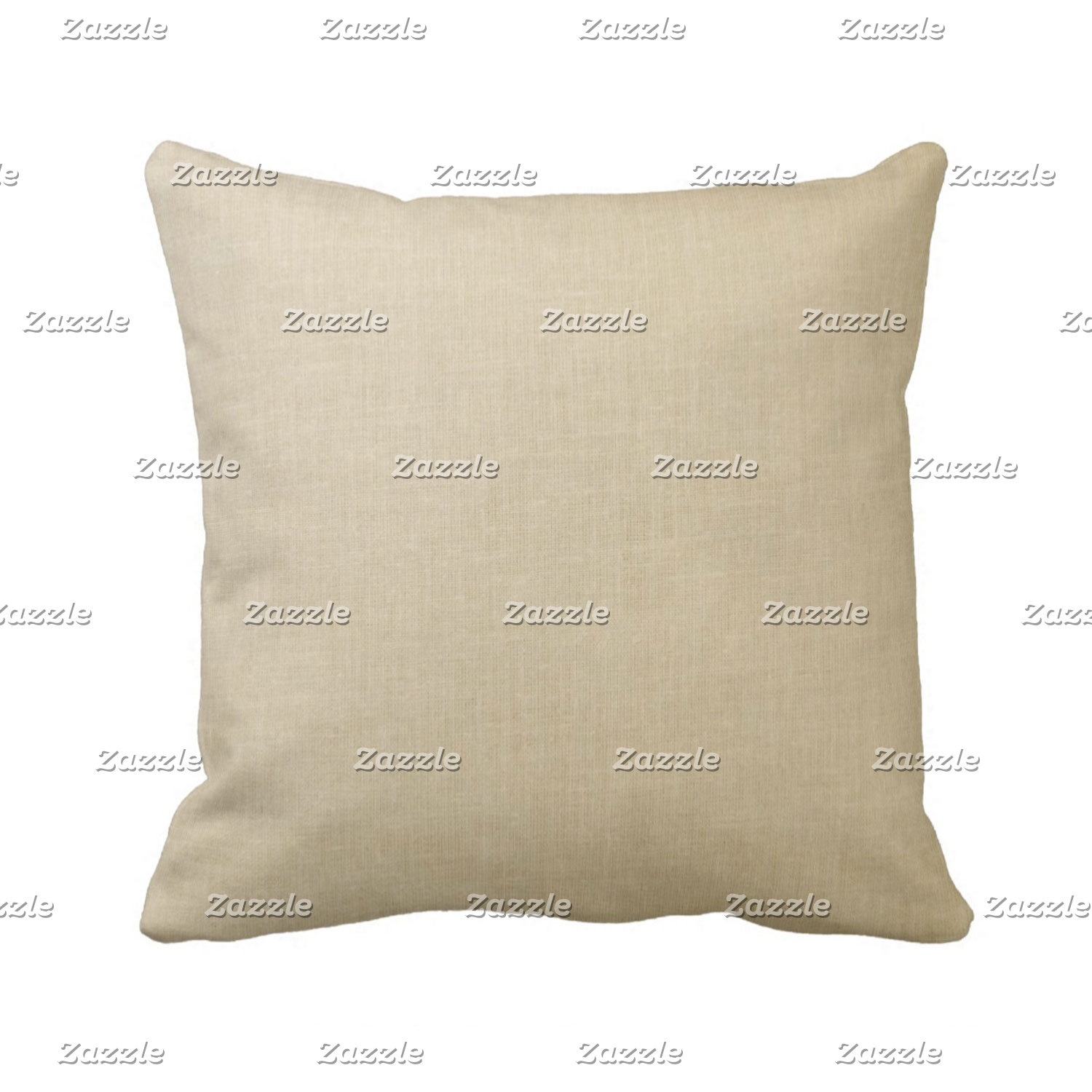 Solid Color Throw Pillows