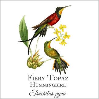 Fiery Topaz