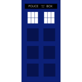 British Police Box