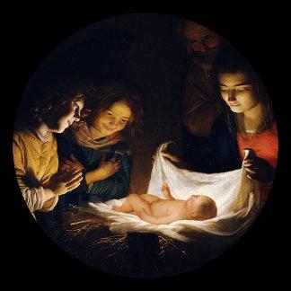 CHRISTMAS Spiritual Fine Art