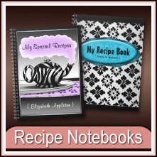 Recipe Notebooks