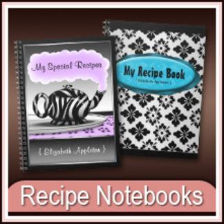 Recipe Notebooks