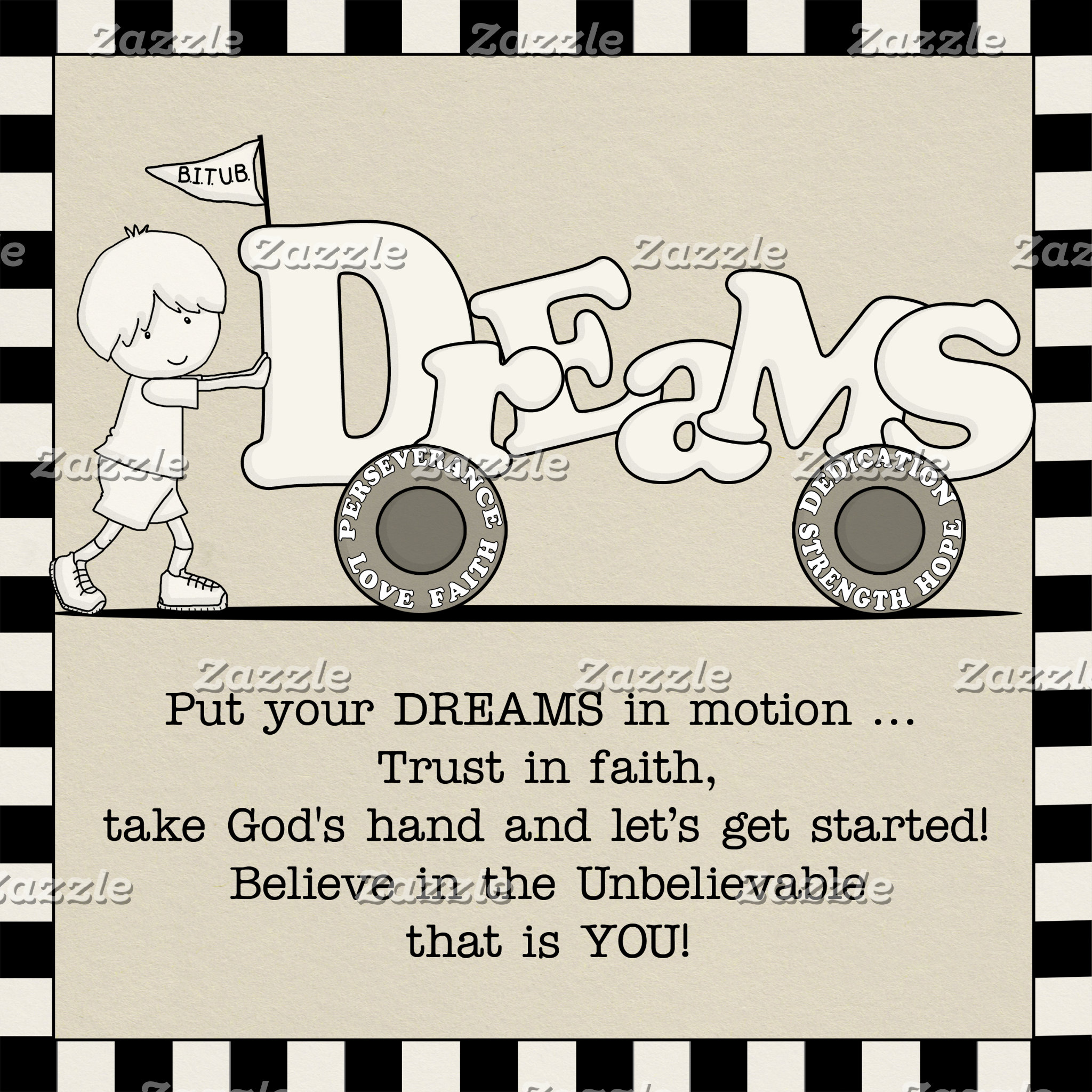 Dreams in Motion