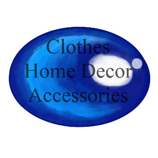 CLOTHES, Pillows,  Clocks, Magnets, Accessories