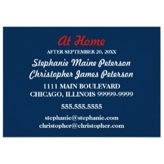 At Home Cards