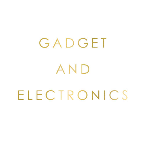 Gadget and Electronics