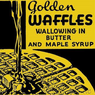 Golden Waffles