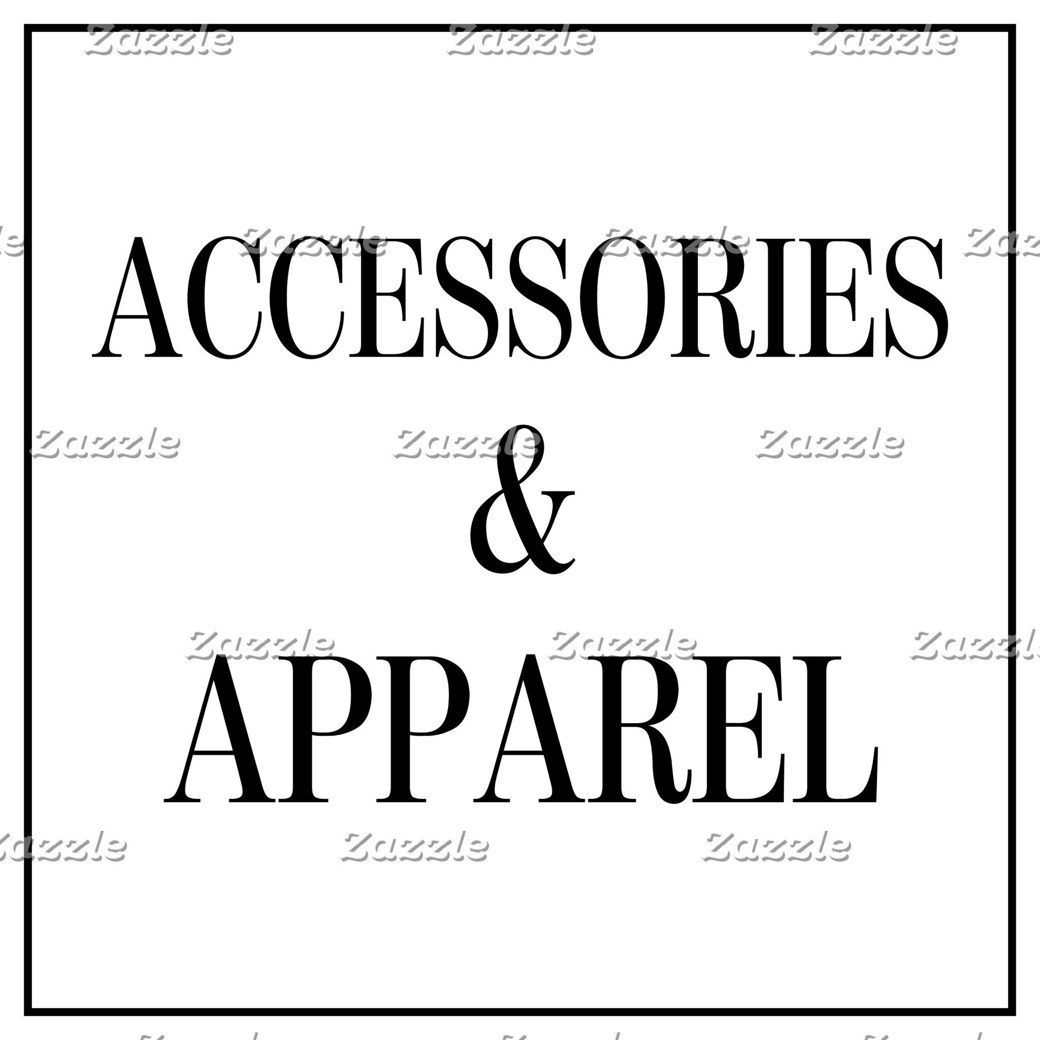 Accessories & Apparel