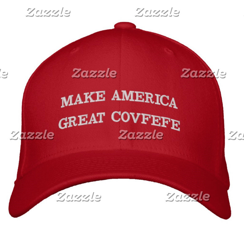 MAKE AMERICA GREAT COVFEFE
