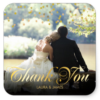 Wedding, Anniversary, Engagement Thank You