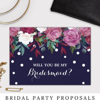 Bridal Party Proposals