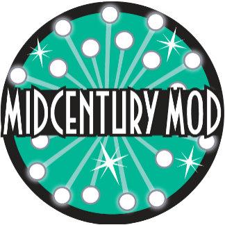 Mid Century Modern Wedding Invitations