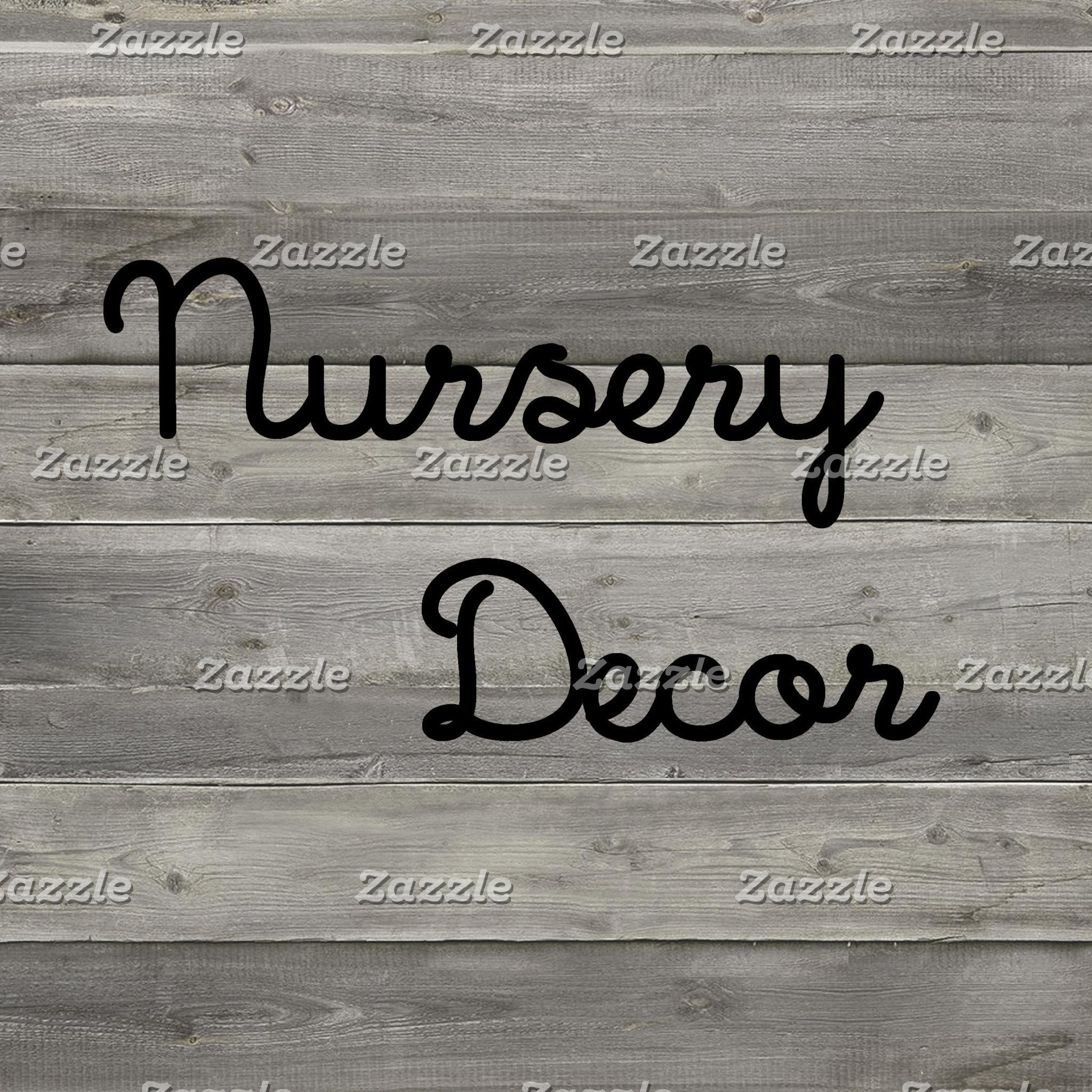 Nursery Decor